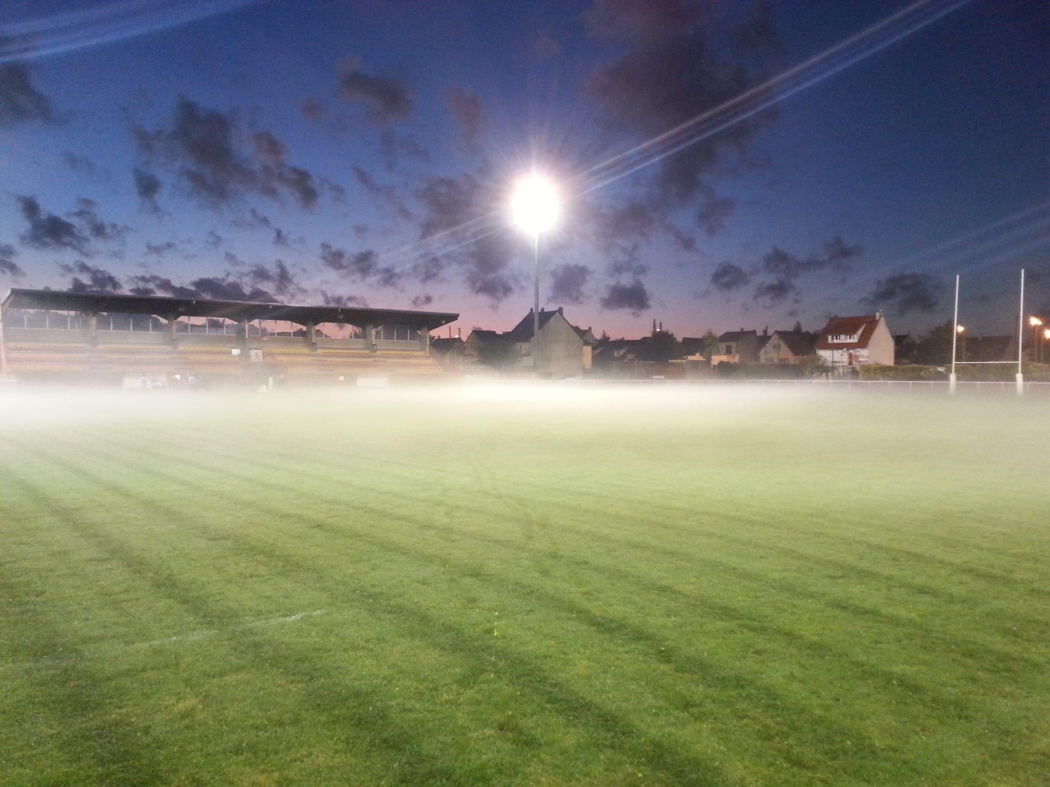 Stade robert barran roc hc
