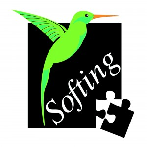 softing logo