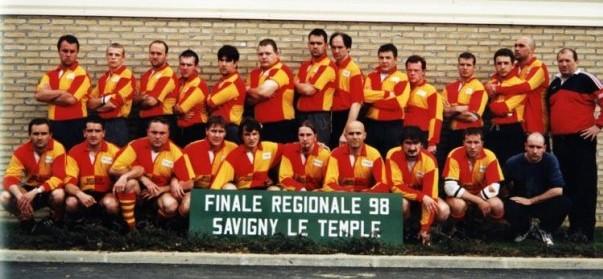 Finale Régionale 98