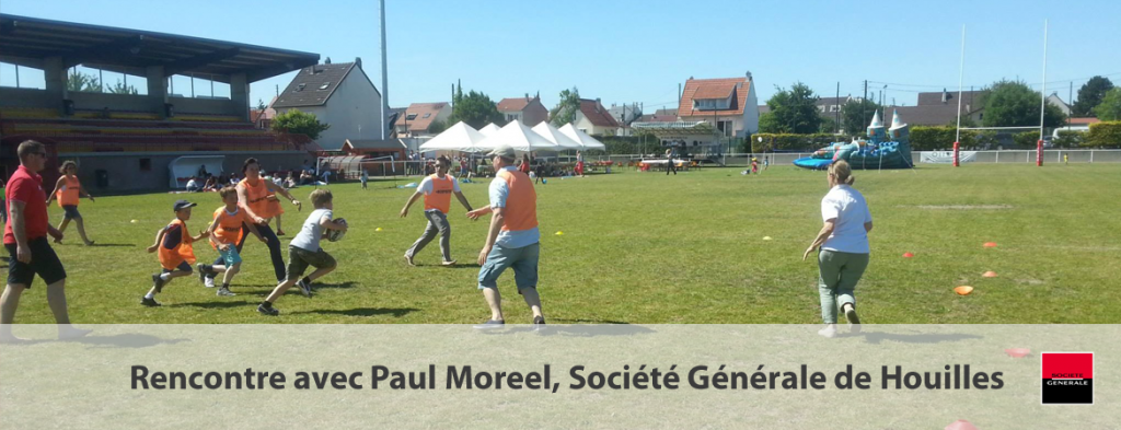 Rencontre avec Paul Moreel de la Société Générale de Houilles.