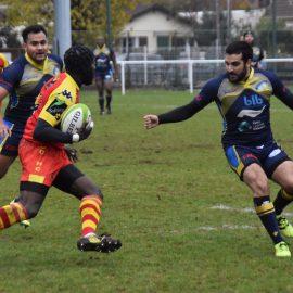 Dimanche prometteur pour les rugbymen Ovillois