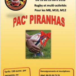 Le stage Rugby du ROC-HC est de retour !